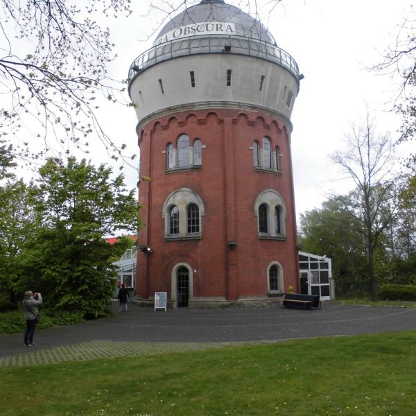 Wasserturm Mühlheim-Broich-Camera Obscura